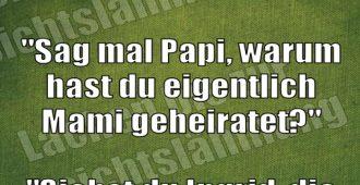 Sag mal Papi 1