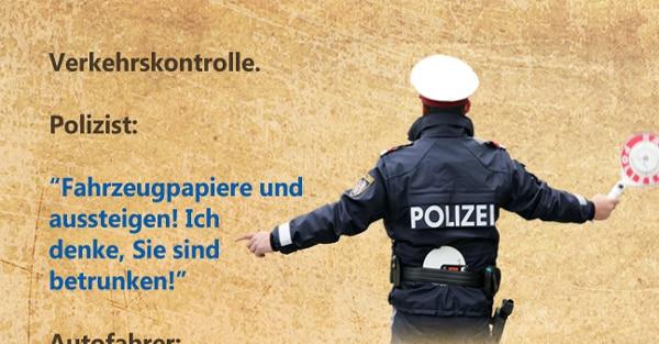 Verkehrskontrolle 1