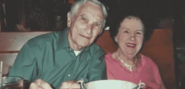75 jahre waren sie verheiratet dann passierte etwas schreckliches und er machte ihr die. Black Bedroom Furniture Sets. Home Design Ideas