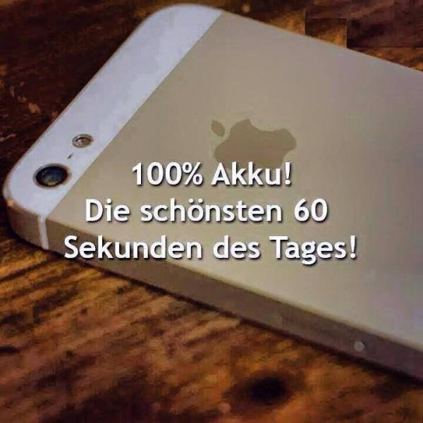 100% Akku!!