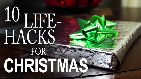 10 geniale Tricks, die du für Weihnachten einfach kennen musst.