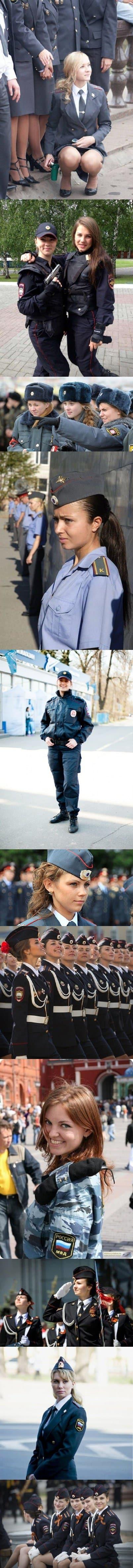 sexy Polizei
