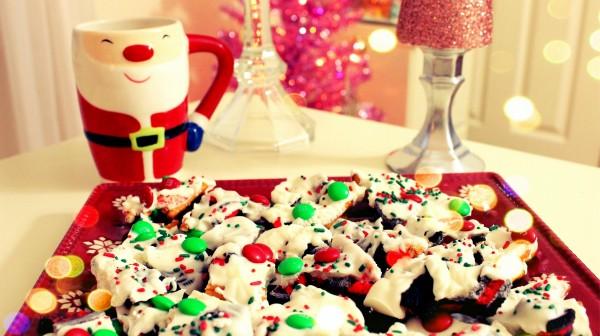 Kekse ohne Backen, die so schnell gemacht sind. So backt man zu Weihnachten.