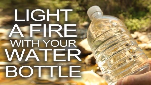 Wasser + Papier = Lagerfeuer! Dieser geniale Trick zeigt dir, wie das geht.