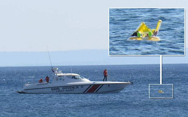 A_Baby_Is_Rescued_After_She_Floats_HALF_A_MILE_Into_The_Sea_And_Her_Parents_DON'T_NOTICE