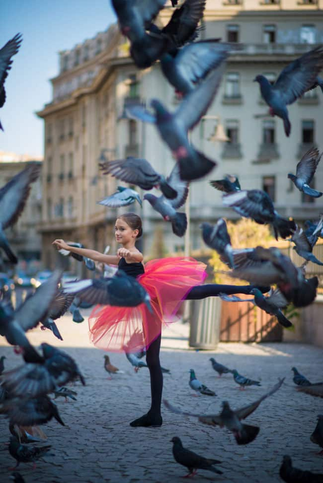 Little_Ballerina_Shows_Her_Grace_In_The_Streets_Of_Bucharest_Romania