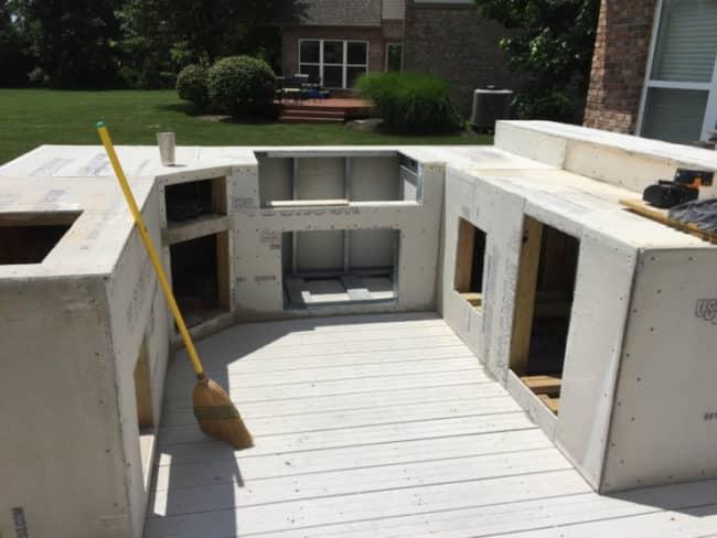 Sommerküche Im Garten : Diese familie hat etwas in ihren garten gebaut was sonst 10.000