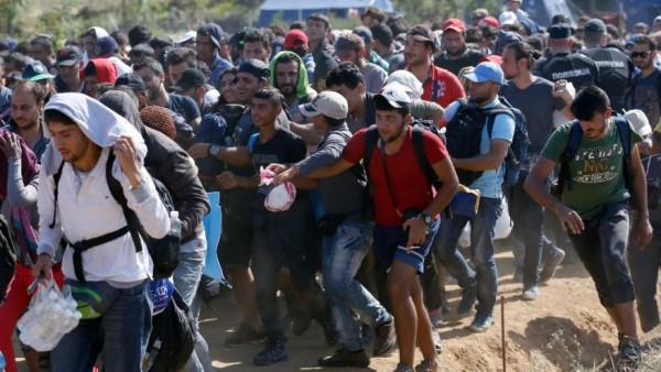 Serbia Migrants-1