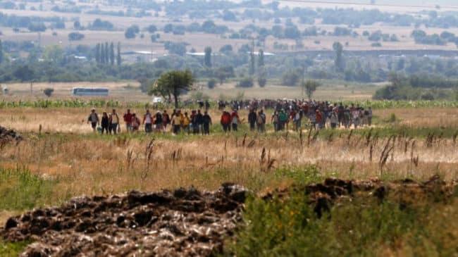 Serbia Migrants-2