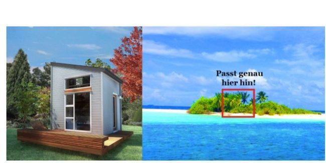 der bau dieses mikrohauses kostet nur 20 tausend euro der innenraum hat mich wirklich. Black Bedroom Furniture Sets. Home Design Ideas