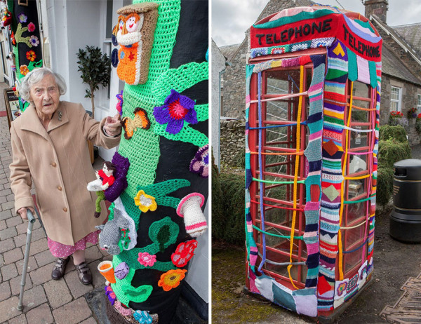 104-Year-Old_Street_Artist_Yarn-Bombs_Her_Town1