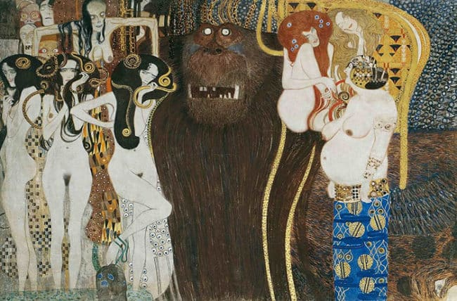 How_to_bring_back_to_life_Klimt_artworks_with_real_models1