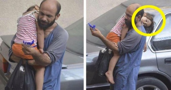 man_sells_pens_while_holding_daughter_featured-640x336
