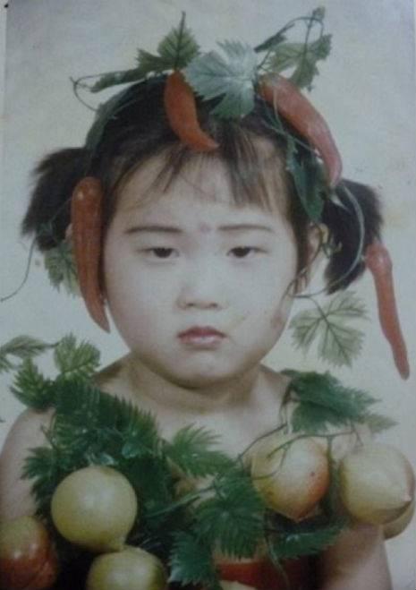 Diese Kindheitsfotos aus China sind super peinlich.