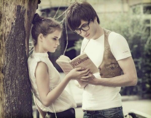 Flirten über nachrichten