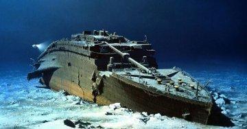 So fanden Forscher die Titanic, 73 Jahre nachdem sie sank.