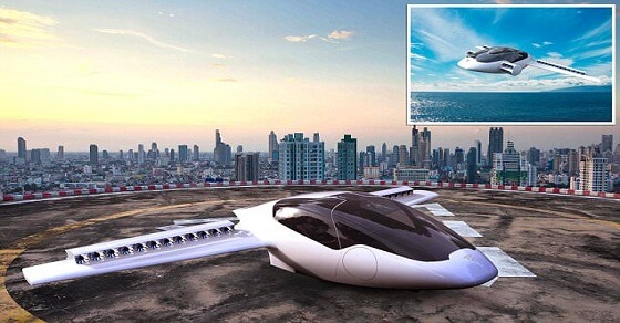 Dieses Elektrokleinflugzeug startet senkrecht aus deinem Garten! Ist das die Zukunft von Privatjets?