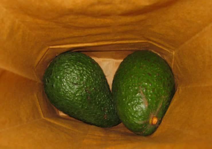 es gibt einen ganz einfach trick mit dem du jede avocado in 10 minuten essreif machst wer. Black Bedroom Furniture Sets. Home Design Ideas