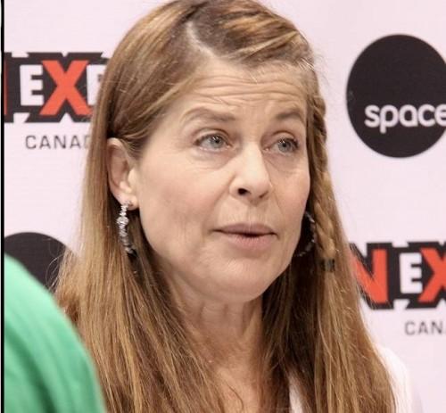 Linda Hamilton Heute
